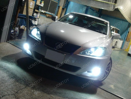 Lexus - IS - 350 - 6000K - HID - fog - lights - 3